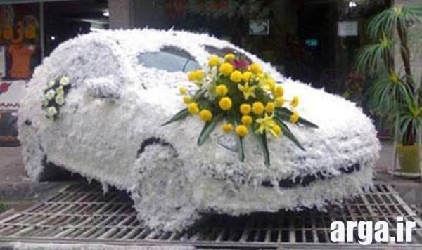 مدل ماشین عروسی