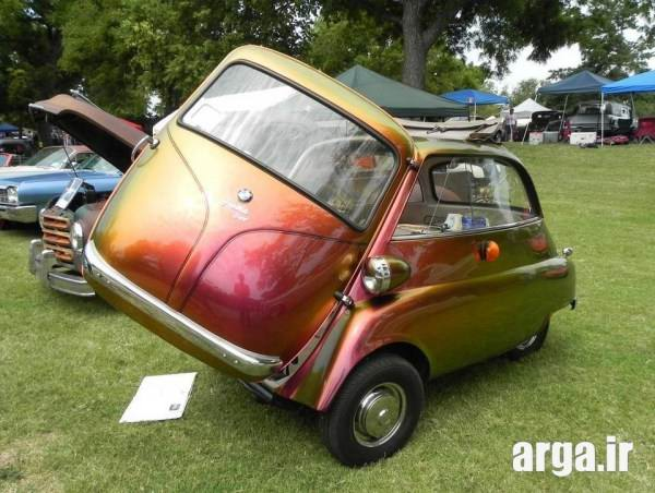 ماشین کوچک با امکانات