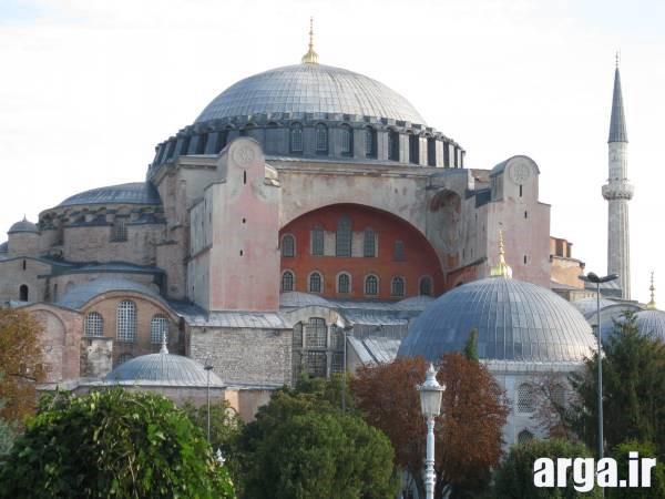 یکی از عکس های استانبول