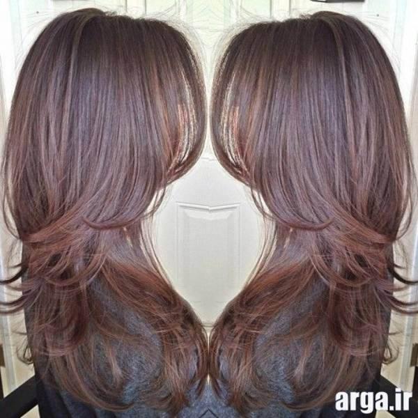 موی بلند جدید دخترانه