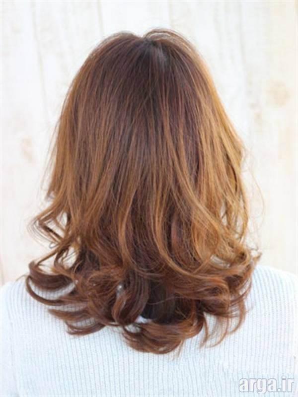 مدل موی بلند زنانه لییر