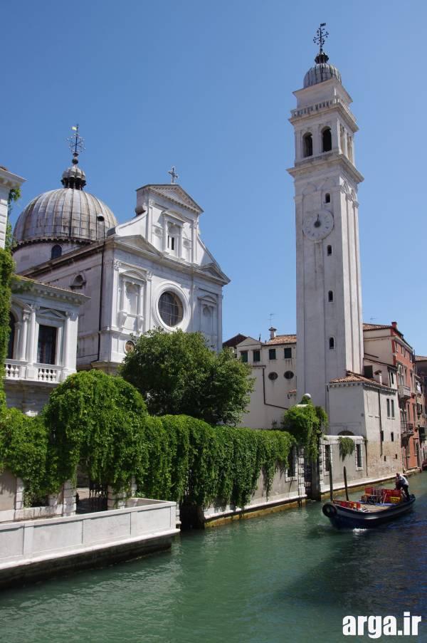 برج ناقوس ونیز ایتالیا