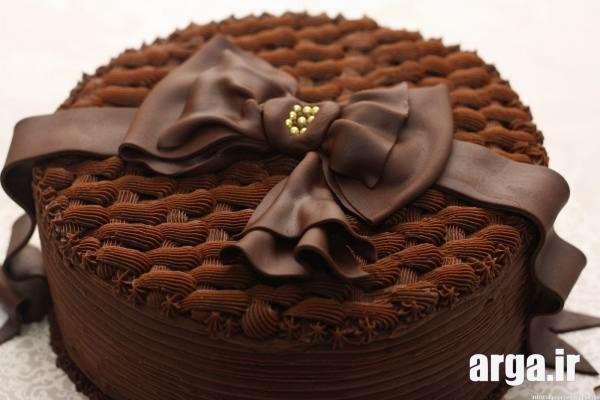 کیک شکلاتی شیک