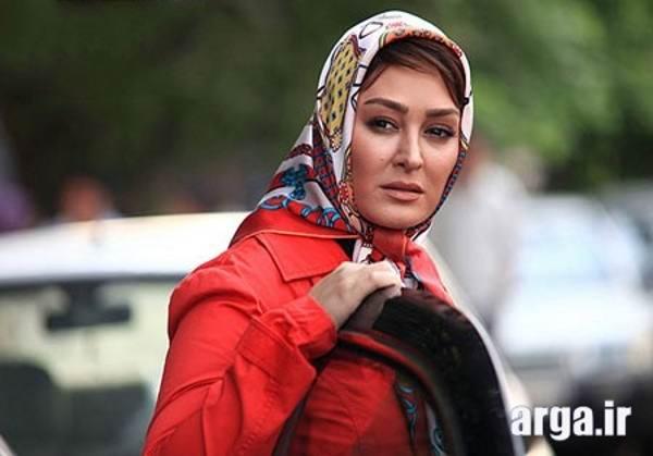 عکس خانم حمیدی در بازی فیلم