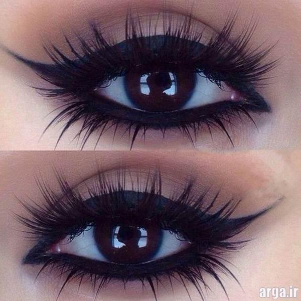 آرایش چشم عروس