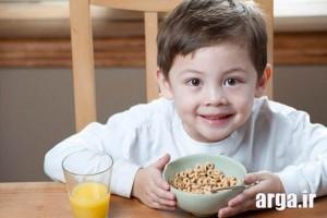 تغذیه کودک 2ساله