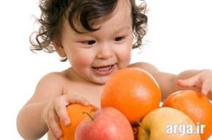 تغذیه کودک 2 ساله