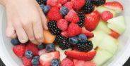 زمان و مقدار مصرف میوه