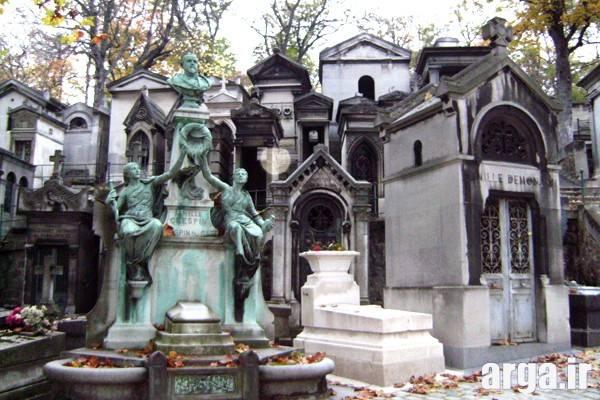 گورستان پر لاشز پاریس