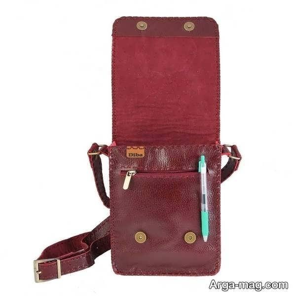 مدل کیف چرم دستی