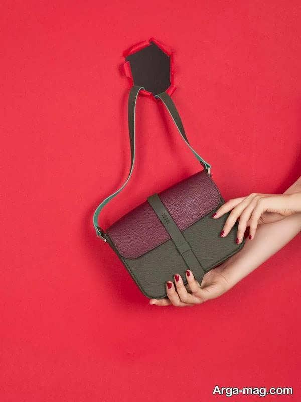 انواع کیف چرم دستی