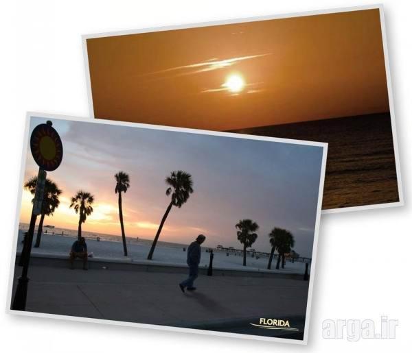 انواع کارت پستال منظره شیک