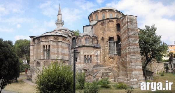 کلیسای چورا در استانبول