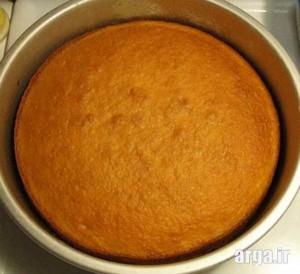 مواد لازم کیک ساده