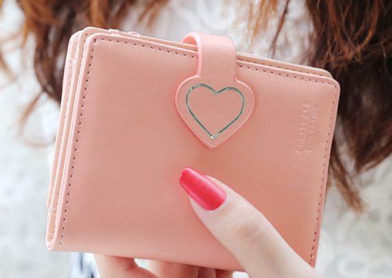 مدل کیف پول زنانه
