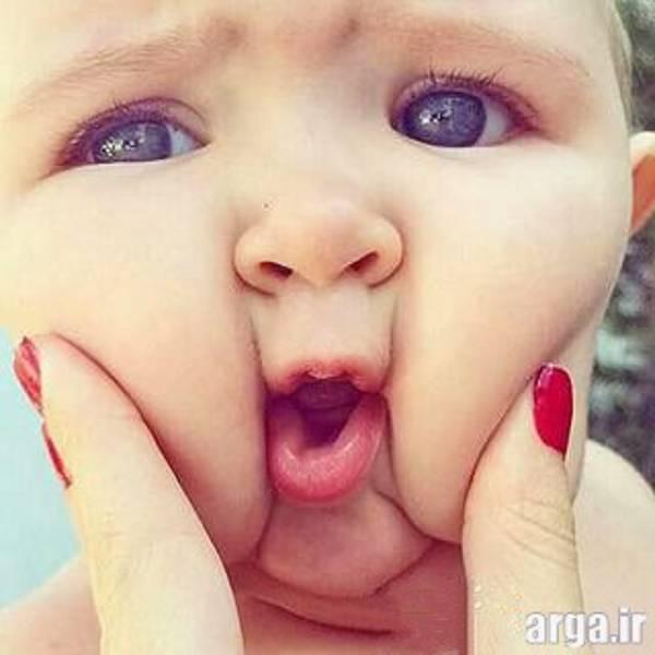 عکس بچه های تپل و دوست داشتنی
