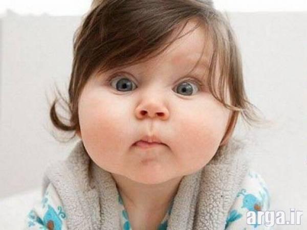 عکس بچه های تپل زیبا