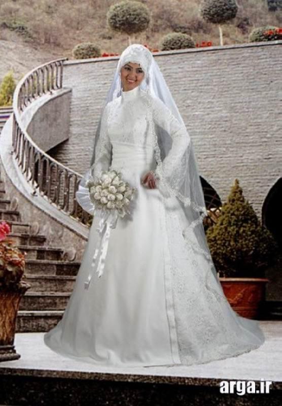 لباس عروس قشنگ