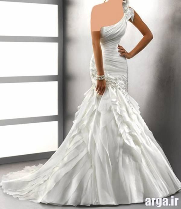 لباس عروس شیک و جدید