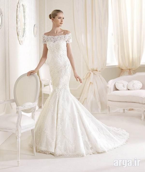 طرح لباس عروس 2015