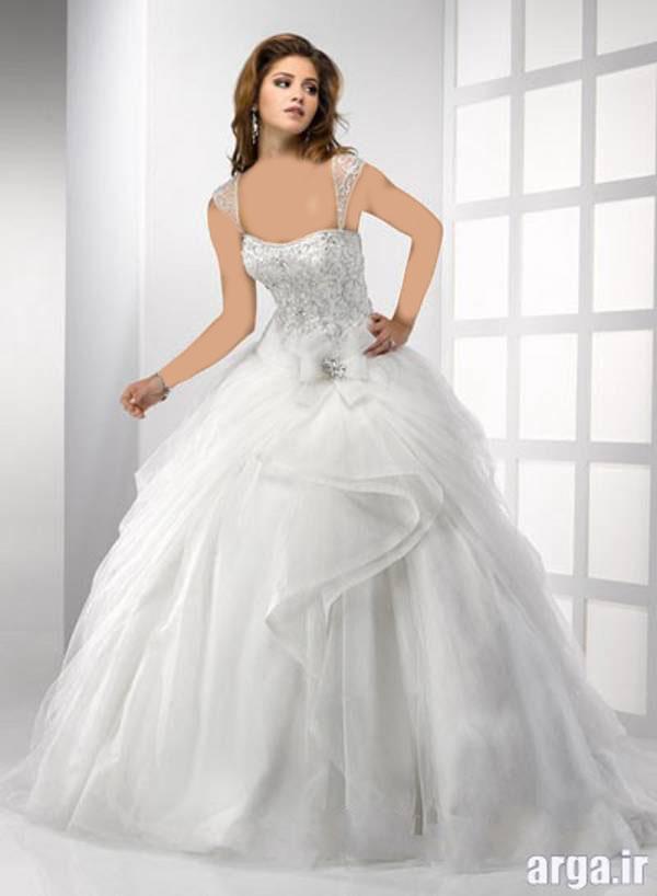 لباس عروس ایرانی جدید