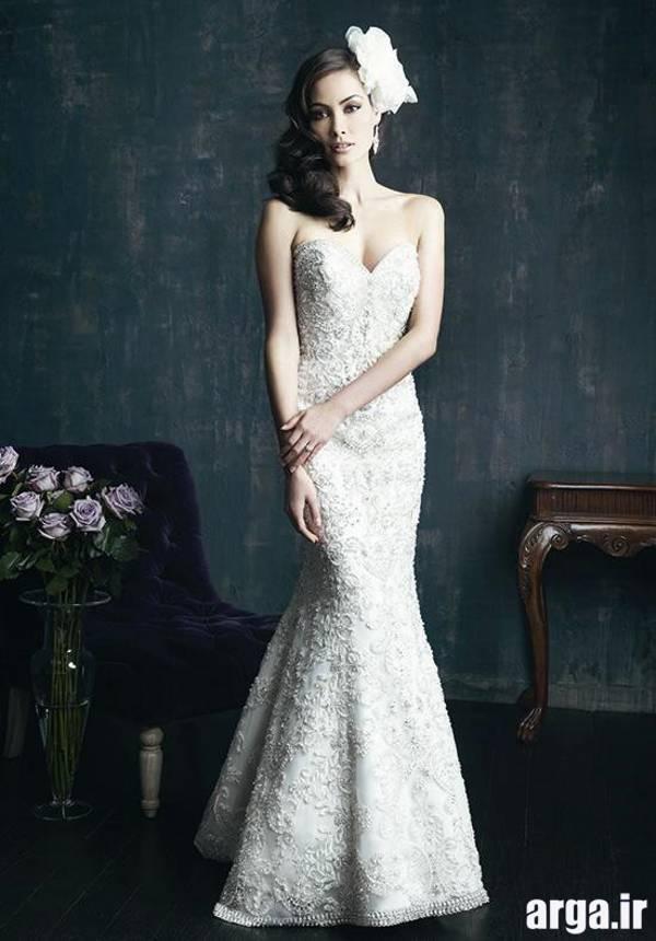 سومین مورد از لباس عروس شیک