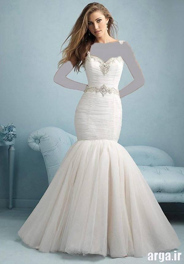 چهارمین مورد از لباس عروس شیک