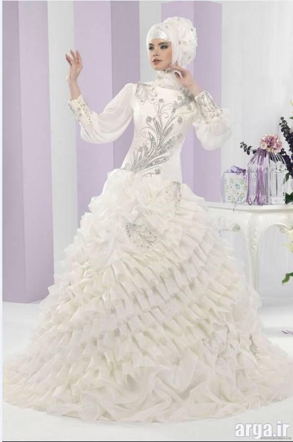 مدل لباس عروس مسلمانان
