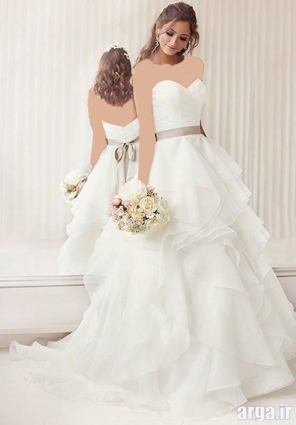 لباس عروس جدید و مدرن