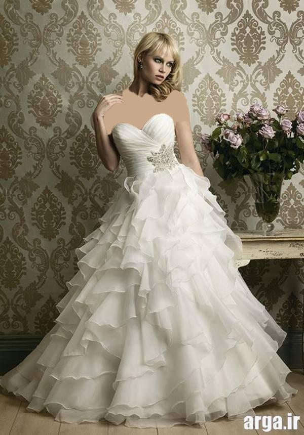لباس عروس جدید و زیبا