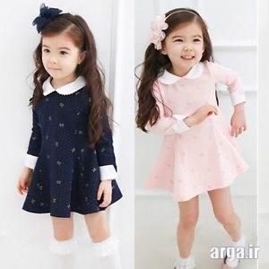 جالب ترین لباس کودک دخترانه
