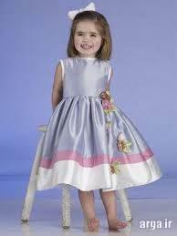 لباس کودک دخترانه ساده