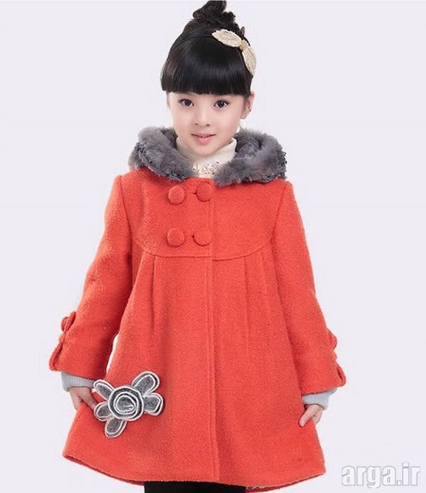 لباس پاییزه کودک باکلاس و زیبا