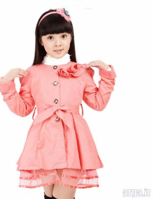 لباس پاییزه کودک باکلاس و شیک