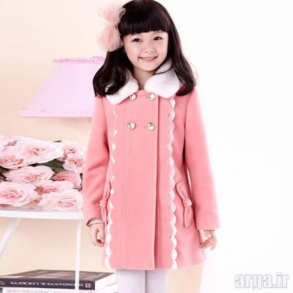 لباس پاییزه کودک دخترانه زیبا