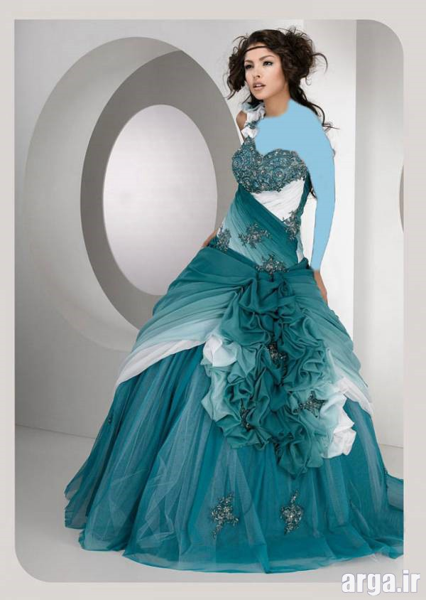لباس نامزدی یشمی