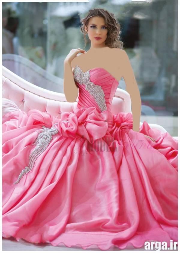 لباس نامزدی ۲۰۱۵ زیبا