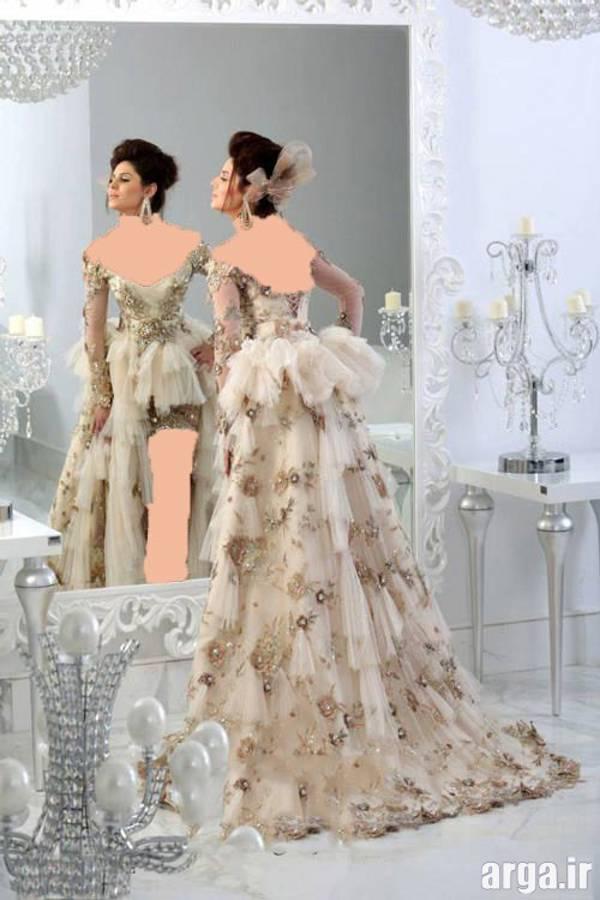 لباس نامزدی جذاب و باکلاس