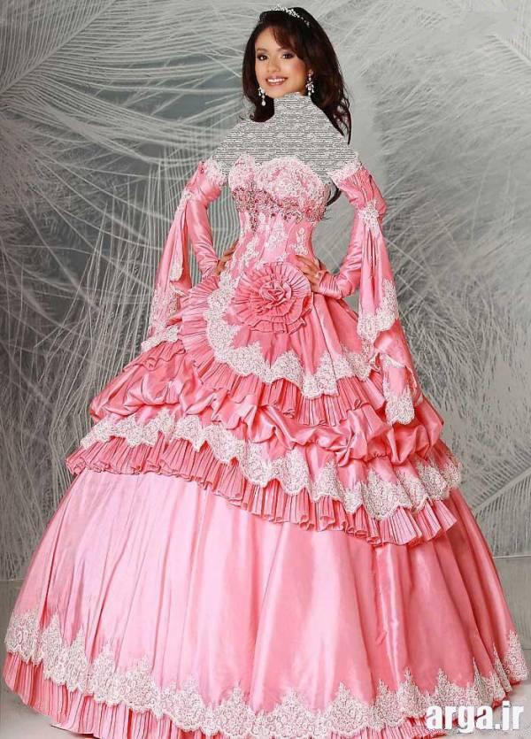لباس نامزدی باکلاس و جذاب