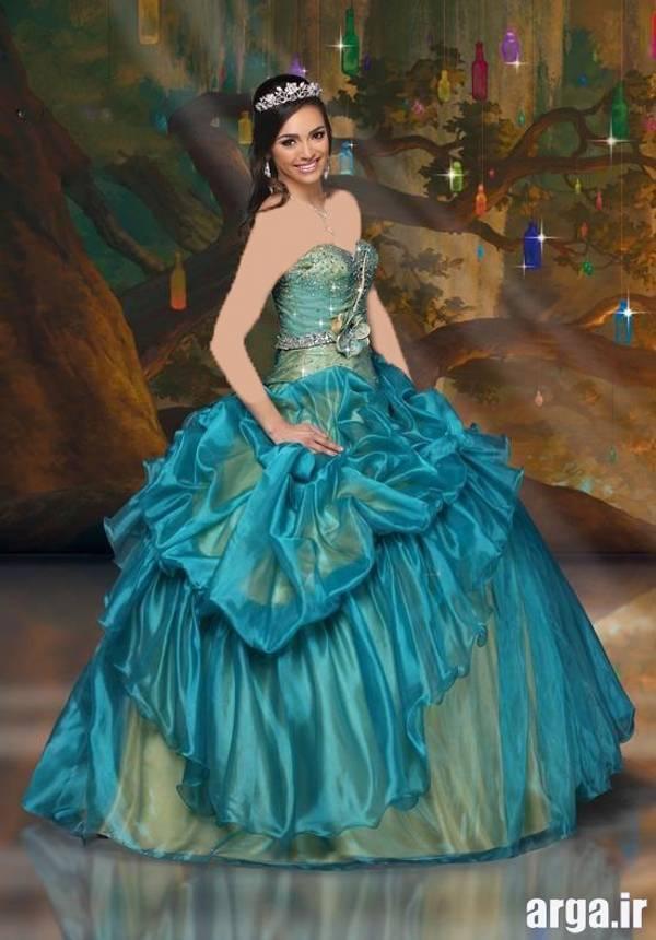 لباس نامزدی جذاب و زیبا