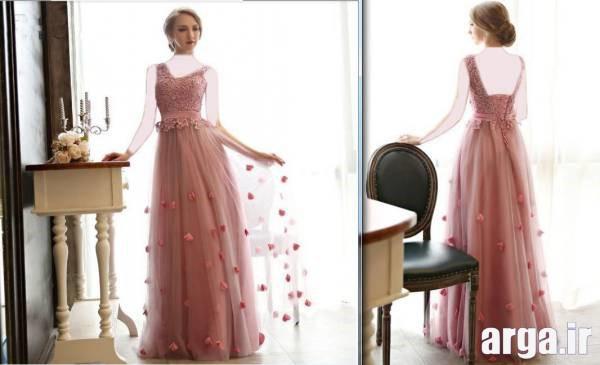 لباس نامزدی کالباسی شیک