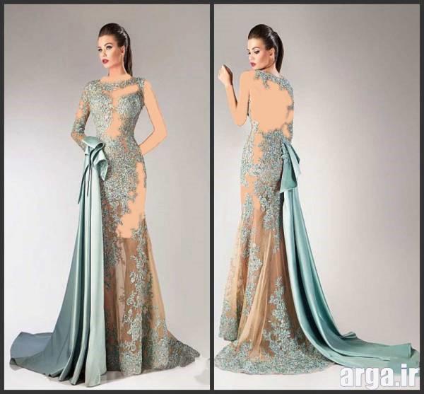 لباس شبی شیک و جدید