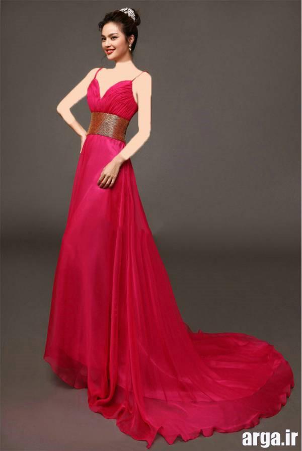 یک مدل دیگر از لباس شب