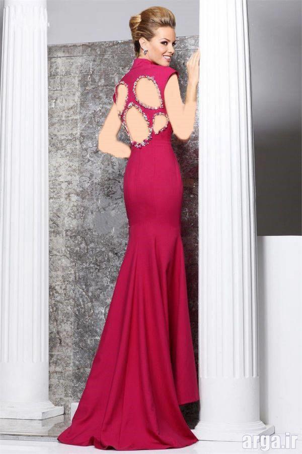 مدل لباس شب زیبا و جدید