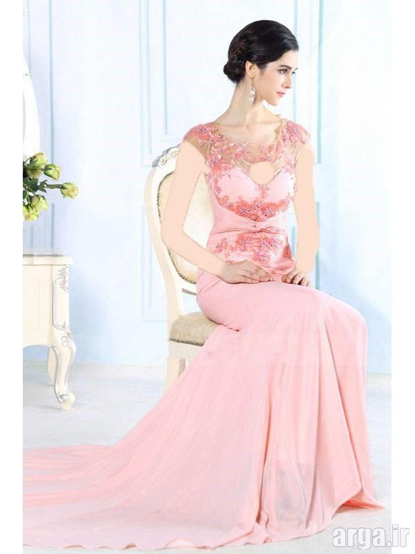 مدل سوم لباس شب 2015
