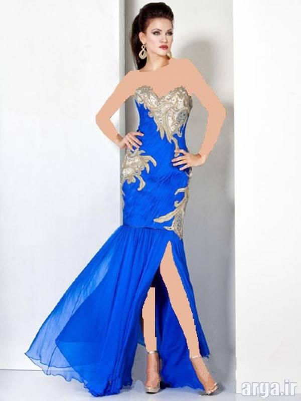 لباس شب جذاب و زیبا