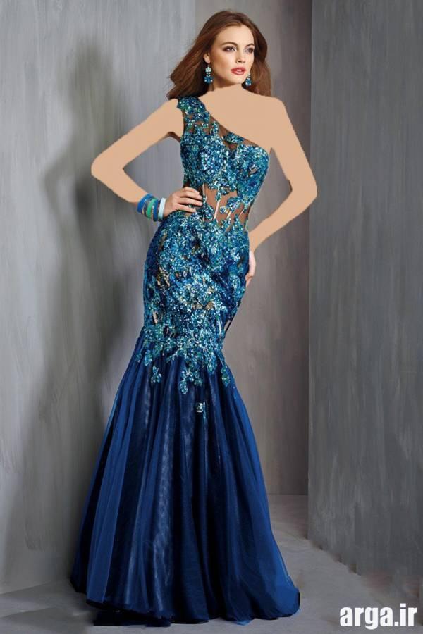 لباس شب زیبا و مدرن