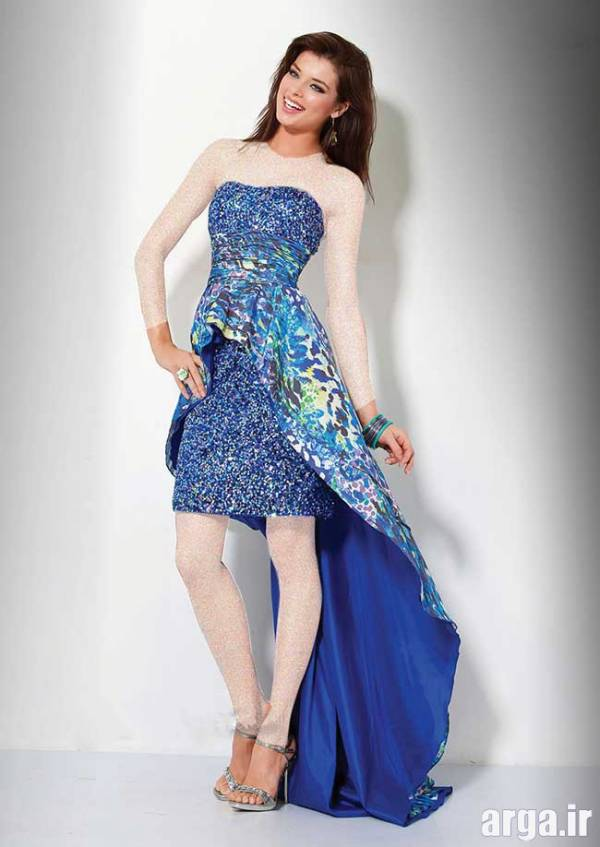 لباس شب زیبا و جذاب