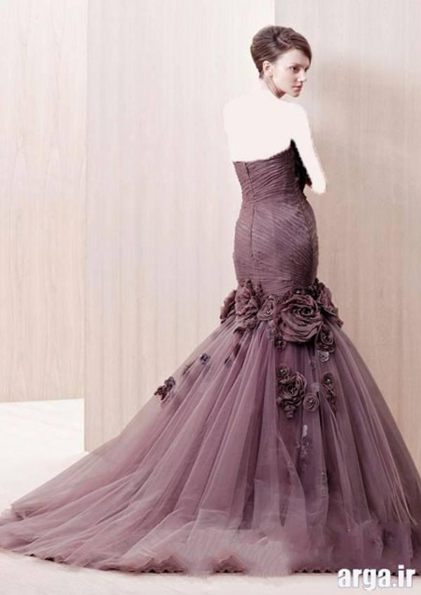 لباس نامزدی زیبا و مدرن