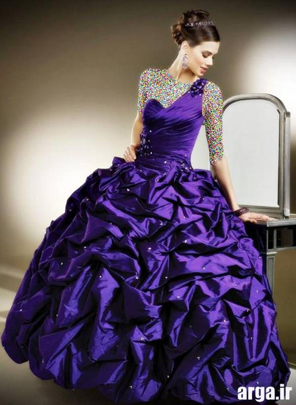 لباس نامزدی زیبا و باکلاس